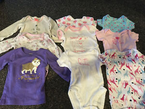 Baby girl Clothes 0-3 3 3-6 months