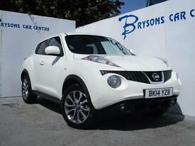 2014 14 Nissan Juke 1.5dCi ( 110ps ) Tekna Manual Diesel for sale in AYRSHIRE
