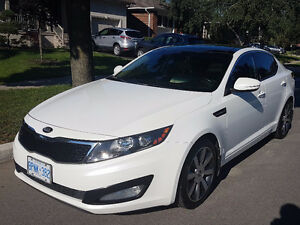 2013 Kia Optima EX Luxury Sedan