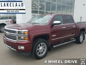 2015 Chevrolet Silverado 1500 High Country  - Leather Seats - $3