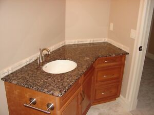 WELCOME THE NEW YEAR WITH NEW STONE COUNTER TOPS!!