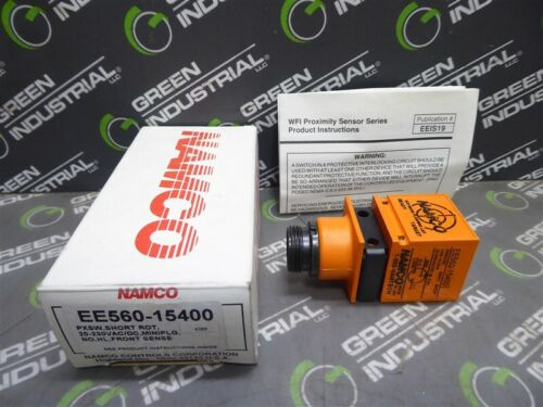 NEW Namco EE560-15400 Proximity Switch Sensor
