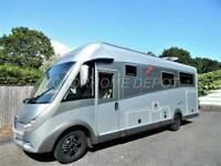 Carthago Liner For Two I53 2 Berth, 2 Travelling Seats, Tow Bar, Sat Dish