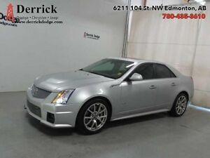 2009 Cadillac CTS-V 4Dr Dual Sunroof Pwr Grp Lthr Sts $411 B/W Edmonton Edmonton Area image 2