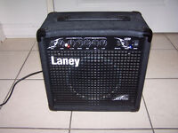 LANEY EXTREME LX-20 TWIN CHANNEL SOLID STATE 30 WATT AMP-