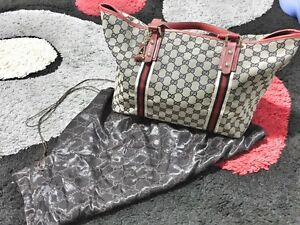 Authentic GUCCI Jolicoeur Tote for $400