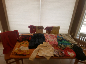 Lot of size 5-6 girls clothes