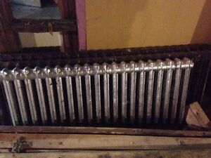 Cast Iron - Wall Mounted Radiators ($250 each)