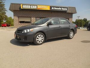 2012 Toyota Corolla CE AT