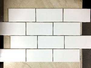 New! Subway Tile only $2 per sq ft