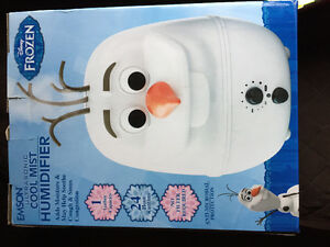 Brand new Frozen cool mist humidifier