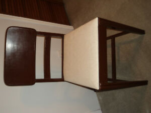For Sale chair, quilt Rack +++