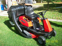 2012 Snapper RE 200 Riding Mower