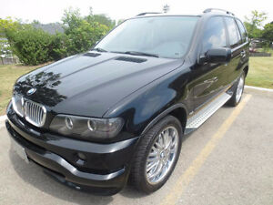 2003 BMW X5 Az Schnitzer package 3.0L Etested