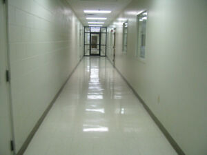 Floor waxing - Strip & Wax Services | Vinyl, Laminate and VCT