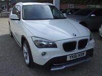 BMW X1 2.0TD xDrive18d SE 5 door