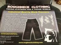 Work trousers Roughneck industrial