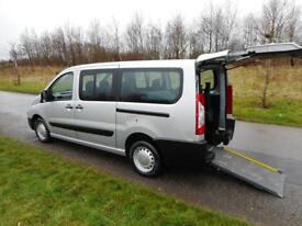 2009 Peugeot Expert Tepee 1.6 HDi LWB L2 *7 SEATS* Wheelchair Accessible Vehicle