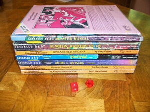 WANTED Old Dungeons And Dragons Modules/Campaigns