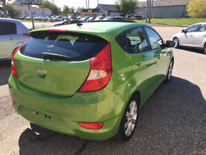 2013 Hyundai Accent GLS. Low Ks and Auto Start