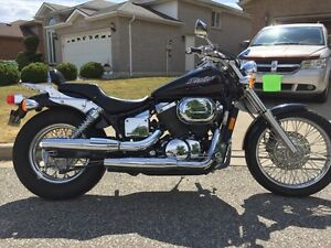 Honda shadow spirit 750 dc