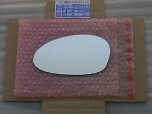 BMW 1 3 Series M3 Z4 HEATED Mirror LEFT Side+BACKING PLATE