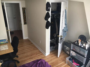 Fully furnished 2 bedroom apartment for summer sublet