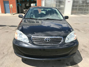 2005-Toyota Corolla- In a perfect condition