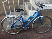 Women's bike for sale at a bargain £50