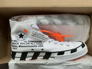 Off-White x Converse Chuck Taylor All Star Volume 2 size 9