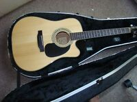 ZAGER SIGNATURE SERIES ZAD ACOUSTIC/ELECTRIC