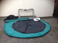 Trampoline 8ft £10