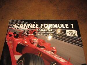 L'ANNEÉ FORMULE 1  2004-2005