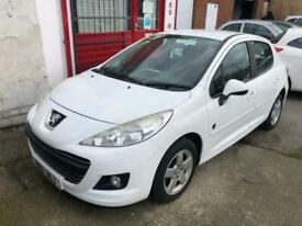 image for 2011 Peugeot 207 1.4 ENVY 5d 74 BHP Hatchback Petrol Manual