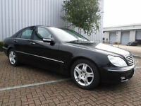 Mercedes S320 CDi Automatic Full Leather Interior