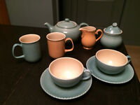 19 piece Royal Stafford Roulette Tea and Coffee Set - $100 obo