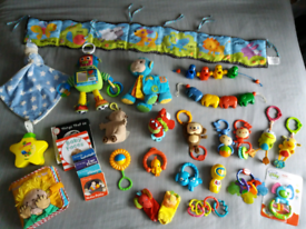 Used Baby toys