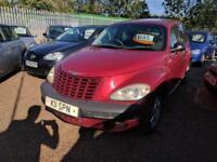 Chrysler PT Cruiser 2.0 Touring - HPI CLEAR