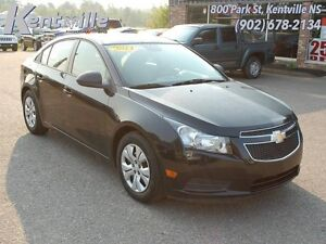 2013 Chevrolet Cruze LS  - OnStar -  Power Windows - $65.14 B/W
