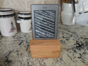 Personalized keepsake solid oak box CHARGING STATION