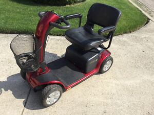 Pride mobility like new