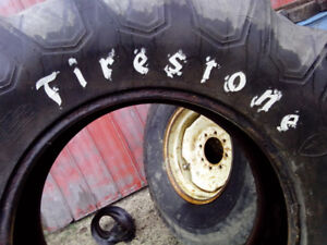 18.4x30 tractor tire used