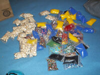 I have beads and alot more