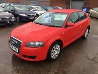 Audi A3 1.6 * Special Edition * 2006 * 91K * NOVEMBER MOT * STUNNING CAR *