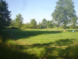 SUPER ESTATE BUILDING LOT BY THE LAKE-LOWBANKS,ON!