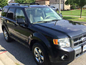 1owner 2010 Ford Escape  Limited  top-of-the-line NO RUST