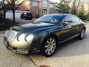 2004 Bentley Continental GT MULLINER W12 AWD 552HP TWINTURBO