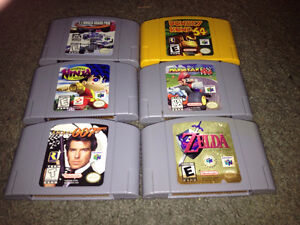 Nintendo 64 ,SNES ,Game cube,Wii WANTED !! Cash Today !