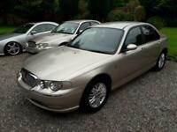 Rover 75 2.0 CDT 1950cc Club SE manual 88k full history