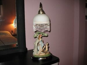 Lampe de collection, de table ou de chevet (Vintage)
